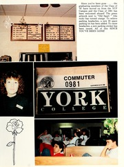 Page 11, 1988 Edition, York College of Pennsylvania - Horizon Tower Yearbook (York, PA) online yearbook collection