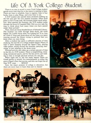 Page 12, 1988 Edition, York College of Pennsylvania - Horizon Tower Yearbook (York, PA) online yearbook collection