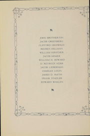 Page 10, 1918 Edition, Stuyvesant High School - Indicator Yearbook (New York, NY) online yearbook collection