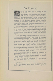 Page 16, 1918 Edition, Stuyvesant High School - Indicator Yearbook (New York, NY) online yearbook collection