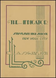 Page 5, 1931 Edition, Stuyvesant High School - Indicator Yearbook (New York, NY) online yearbook collection