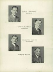 Page 12, 1941 Edition, Stuyvesant High School - Indicator Yearbook (New York, NY) online yearbook collection