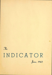 Page 5, 1943 Edition, Stuyvesant High School - Indicator Yearbook (New York, NY) online yearbook collection