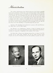 Page 16, 1951 Edition, Stuyvesant High School - Indicator Yearbook (New York, NY) online yearbook collection