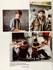Page 12, 1986 Edition, Stuyvesant High School - Indicator Yearbook (New York, NY) online yearbook collection