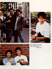 Page 7, 1986 Edition, Stuyvesant High School - Indicator Yearbook (New York, NY) online yearbook collection