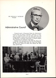 Page 11, 1958 Edition, Pleasantville High School - Green Quill Yearbook (Pleasantville, NY) online yearbook collection