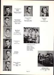 Page 14, 1958 Edition, Pleasantville High School - Green Quill Yearbook (Pleasantville, NY) online yearbook collection