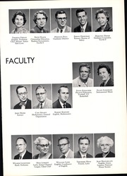 Page 11, 1960 Edition, Pleasantville High School - Green Quill Yearbook (Pleasantville, NY) online yearbook collection