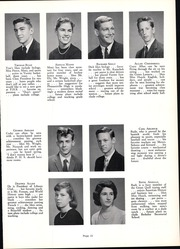 Page 17, 1960 Edition, Pleasantville High School - Green Quill Yearbook (Pleasantville, NY) online yearbook collection