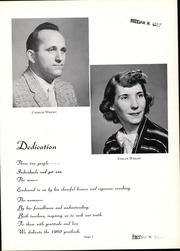Page 7, 1960 Edition, Pleasantville High School - Green Quill Yearbook (Pleasantville, NY) online yearbook collection