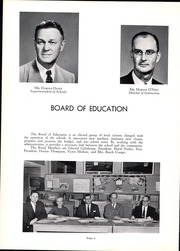 Page 8, 1960 Edition, Pleasantville High School - Green Quill Yearbook (Pleasantville, NY) online yearbook collection