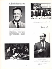 Page 12, 1963 Edition, Pleasantville High School - Green Quill Yearbook (Pleasantville, NY) online yearbook collection