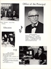 Page 13, 1963 Edition, Pleasantville High School - Green Quill Yearbook (Pleasantville, NY) online yearbook collection