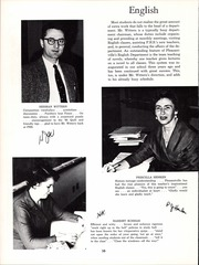 Page 16, 1963 Edition, Pleasantville High School - Green Quill Yearbook (Pleasantville, NY) online yearbook collection