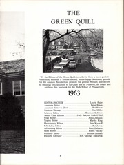 Page 3, 1963 Edition, Pleasantville High School - Green Quill Yearbook (Pleasantville, NY) online yearbook collection