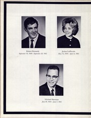 Page 10, 1964 Edition, Pleasantville High School - Green Quill Yearbook (Pleasantville, NY) online yearbook collection