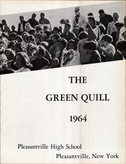 Page 7, 1964 Edition, Pleasantville High School - Green Quill Yearbook (Pleasantville, NY) online yearbook collection