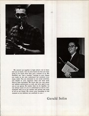 Page 9, 1964 Edition, Pleasantville High School - Green Quill Yearbook (Pleasantville, NY) online yearbook collection