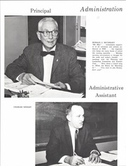 Page 14, 1966 Edition, Pleasantville High School - Green Quill Yearbook (Pleasantville, NY) online yearbook collection