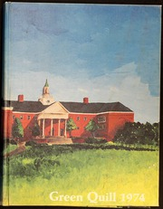 Page 1, 1974 Edition, Pleasantville High School - Green Quill Yearbook (Pleasantville, NY) online yearbook collection