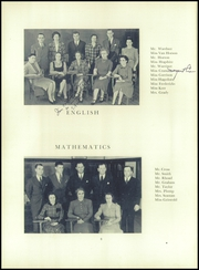 Page 14, 1941 Edition, Garden City High School - Mast Yearbook (Garden City, NY) online yearbook collection
