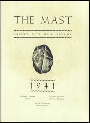 Page 9, 1941 Edition, Garden City High School - Mast Yearbook (Garden City, NY) online yearbook collection