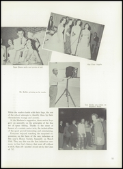 Page 15, 1957 Edition, Garden City High School - Mast Yearbook (Garden City, NY) online yearbook collection