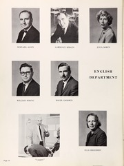 Page 14, 1964 Edition, Garden City High School - Mast Yearbook (Garden City, NY) online yearbook collection