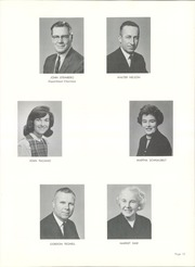 Page 17, 1966 Edition, Garden City High School - Mast Yearbook (Garden City, NY) online yearbook collection