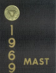 1969 Edition, Garden City High School - Mast Yearbook (Garden City, NY)
