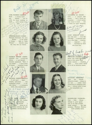 Page 16, 1946 Edition, Roslyn High School - Harbor Hill Light Yearbook (Roslyn Heights, NY) online yearbook collection