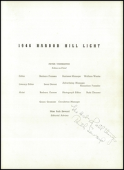 Page 7, 1946 Edition, Roslyn High School - Harbor Hill Light Yearbook (Roslyn Heights, NY) online yearbook collection