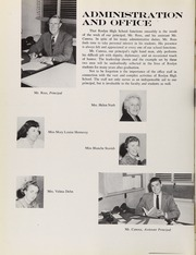 Page 12, 1960 Edition, Roslyn High School - Harbor Hill Light Yearbook (Roslyn Heights, NY) online yearbook collection