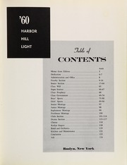 Page 5, 1960 Edition, Roslyn High School - Harbor Hill Light Yearbook (Roslyn Heights, NY) online yearbook collection