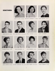Page 7, 1960 Edition, Roslyn High School - Harbor Hill Light Yearbook (Roslyn Heights, NY) online yearbook collection