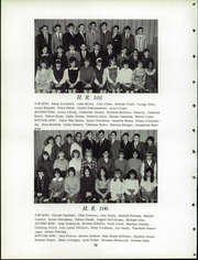 Page 82, 1966 Edition, West High School - Tech Yearbook (Auburn, NY) online yearbook collection