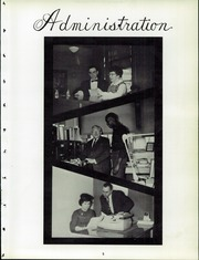 Page 9, 1966 Edition, West High School - Tech Yearbook (Auburn, NY) online yearbook collection
