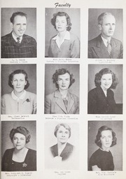 Page 17, 1949 Edition, Swannanoa High School - Cygnet Yearbook (Swannanoa, NC) online yearbook collection