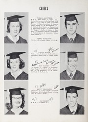 Page 14, 1952 Edition, Swannanoa High School - Cygnet Yearbook (Swannanoa, NC) online yearbook collection