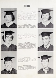 Page 17, 1952 Edition, Swannanoa High School - Cygnet Yearbook (Swannanoa, NC) online yearbook collection