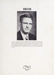 Page 5, 1952 Edition, Swannanoa High School - Cygnet Yearbook (Swannanoa, NC) online yearbook collection