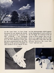 Page 10, 1961 Edition, West Babylon High School - Eagle Yearbook (West Babylon, NY) online yearbook collection