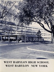 Page 7, 1961 Edition, West Babylon High School - Eagle Yearbook (West Babylon, NY) online yearbook collection