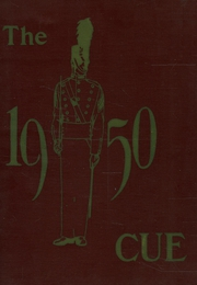 Page 1, 1950 Edition, Albany Academy - Cue Yearbook (Albany, NY) online yearbook collection