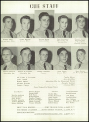 Page 14, 1950 Edition, Albany Academy - Cue Yearbook (Albany, NY) online yearbook collection