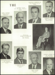 Page 16, 1950 Edition, Albany Academy - Cue Yearbook (Albany, NY) online yearbook collection