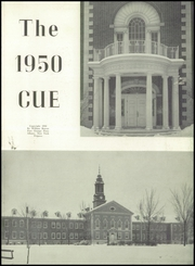 Page 7, 1950 Edition, Albany Academy - Cue Yearbook (Albany, NY) online yearbook collection