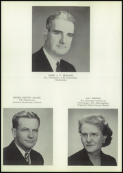 Page 12, 1959 Edition, Albany Academy - Cue Yearbook (Albany, NY) online yearbook collection