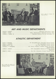 Page 15, 1959 Edition, Albany Academy - Cue Yearbook (Albany, NY) online yearbook collection